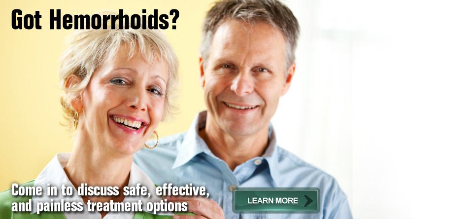 Hemorrhoid Banding